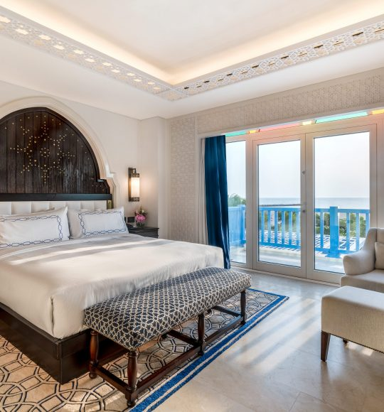 2 Bedroom Beach Villas with Private - Salwa Beach